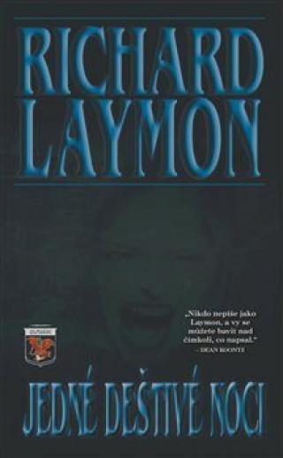 Jedné deštivé noci - Richard Laymon
