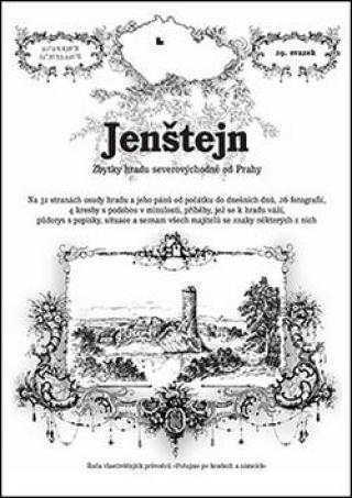 Jenštejn -- Zbytky hradu severovýchodně od Prahy