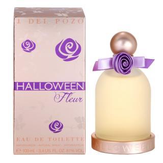 Jesus Del Pozo Halloween Fleur toaletní voda pro ženy 100 ml dámské 100 ml