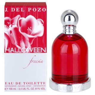 Jesus Del Pozo Halloween Freesia toaletní voda pro ženy 100 ml dámské 100 ml