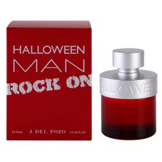 Jesus Del Pozo Halloween Man Rock On toaletní voda pro muže 75 ml pánské 75 ml