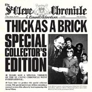 Jethro Tull – Thick As a Brick  LP