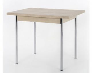 Jídelní stůl Bonn I 90x65 cm, dub sonoma