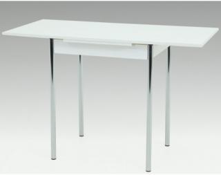 Jídelní stůl Bonn II 75x55 cm, bílý