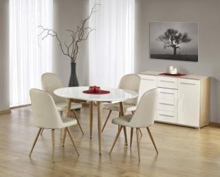 Jídelní stůl jídelní stůl edward - 120-200x100 cm