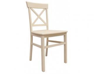 Jídelní židle Atik, vanilka patina