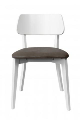 Jídelní židle jídelní židle medal dub, cappuccino