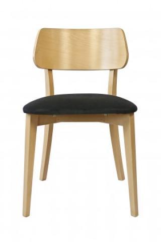 Jídelní židle jídelní židle medal dub, černá