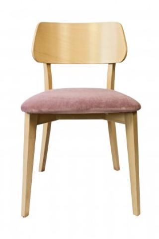 Jídelní židle jídelní židle medal dub, fialová