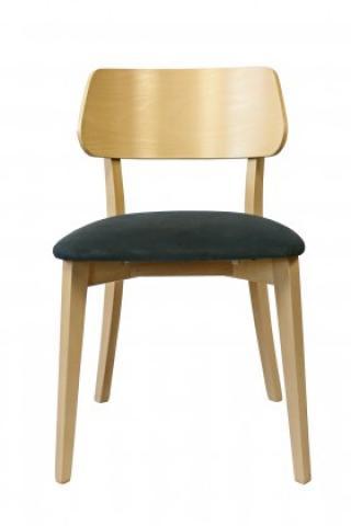 Jídelní židle jídelní židle medal dub, šedá