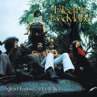 Jimi Hendrix Electric Ladyland