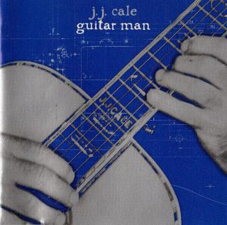 J.J. Cale Guitar Man  Black