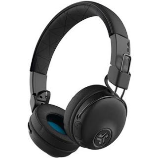 JLAB Studio Wireless On Ear Headphone Black