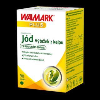 Jód Výtažek z kelpu 90 tablet