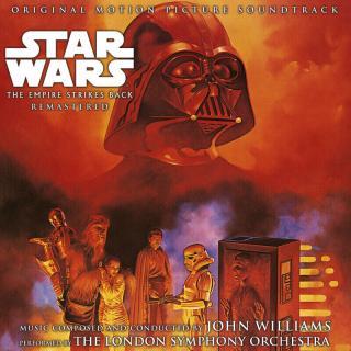 John Williams Star Wars: The Empire Strikes Back  Black
