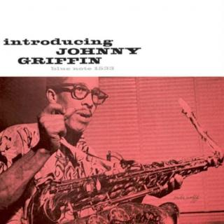Johnny Griffin Introducting Johhny Griffin  Black