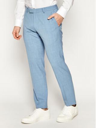 Joop! Kalhoty z materiálu 17 Jt-34Blayr-Str12 30021671 Modrá Slim Fit pánské 50