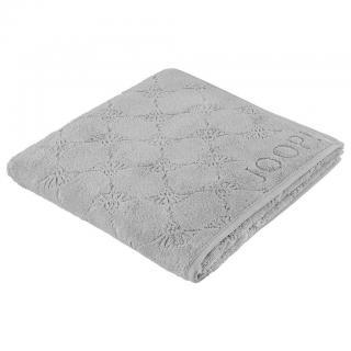 Joop! OSUŠKA DO SPRCHY, 80/150 cm, platinová - platinová 80/150