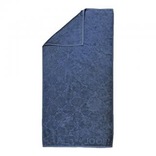 Joop! RUČNÍK PRO HOSTY, 30/50 cm, tmavě modrá - tmavě modrá 30