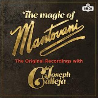 Joseph Calleja, Mantovani & His Orchestra – The Magic Of Mantovani CD