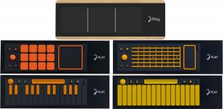 Joué Music Instruments Play Pack Fire Orange