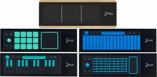 Joué Music Instruments Play Pack Water Blue