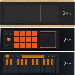 Joué Music Instruments Play Starter Pack Fire Orange