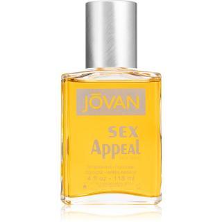 Jovan Sex Appeal voda po holení pro muže 118 ml pánské 118 ml