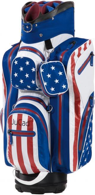 Jucad Aquastop USA Cart Bag Multi