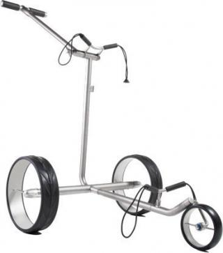 Jucad Ghost 2.0 Electric Golf Trolley Silver