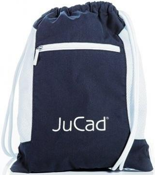 Jucad Leisure Bag Blue/White Black