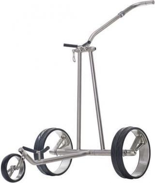 Jucad Phantom Titan 2.0 Electric Golf Trolley Silver
