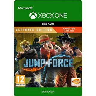 Jump Force: Ultimate Edition - Xbox One Digital