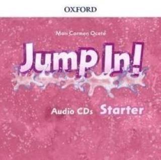 Jump In! Starter Class Audio CD - Ocete Mari Carmen