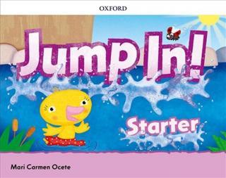 Jump In! Starter Class Book - Ocete Mari Carmen