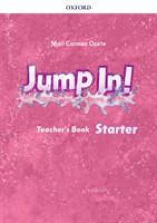 Jump In! Starter Teachers Book - Ocete Mari Carmen