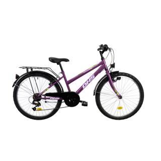 Juniorské Kolo Dhs 2414 24 - Model 2021  Violet
