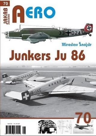 Junkers Ju 86 - Šnajdr Miroslav