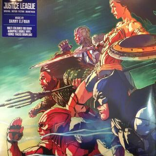Justice League Original Soundtrack  Black