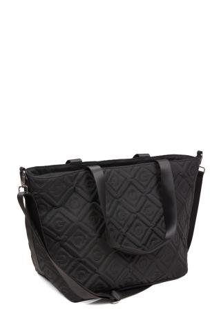 Kabelka Gant D1. Icon G Quilted Shopper dámské černá
