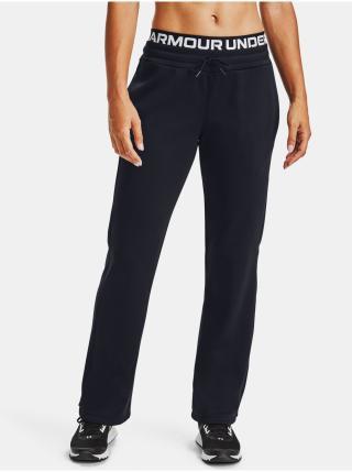 Kalhoty Under Armour AF Branded WB Pants dámské černá S