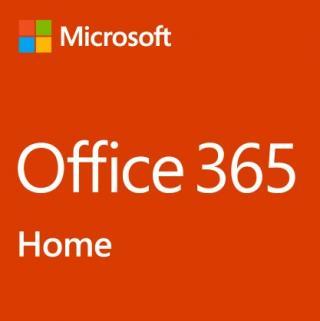 Kancelářská aplikace office 365 home 32-bit/x64 sk pronájem p4