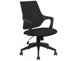Kancelárská židle Marika, černá látka