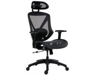 Kancelářská židle Scope, černá