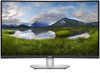 Kancelářský monitor monitor dell s2721qs lcd 27 ips, 3840x2160, 4ms, dp, 2xhdmi