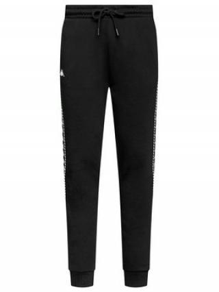 Kappa Teplákové kalhoty Ireneus 309010 Černá Regular Fit pánské S