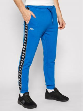 Kappa Teplákové kalhoty Ireneus 309010 Modrá Regular Fit pánské S