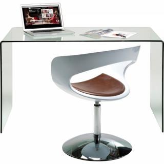 KARE Design Clear Club pracovní stůl 125x60cm