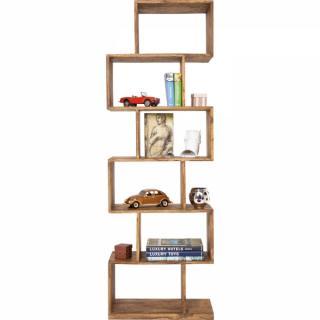 KARE Design Knihovna masiv Authentico Zick Zack 180cm