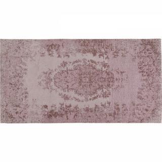 KARE Design Koberec Vintage Pink 80x150cm